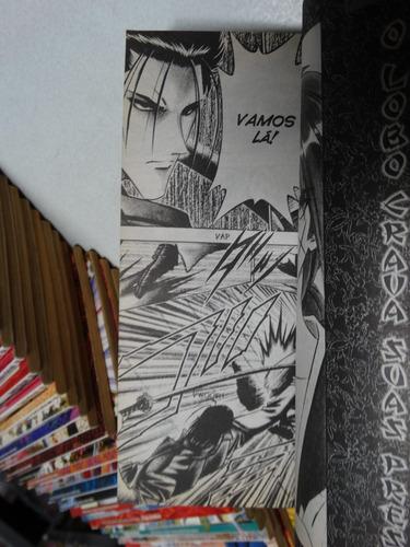 samurai x n° 27! jbc setembro 2002!