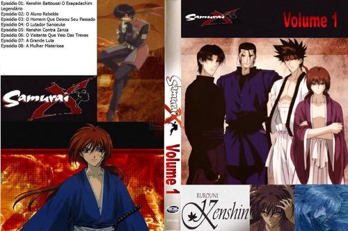 samurai x serie completa  latino