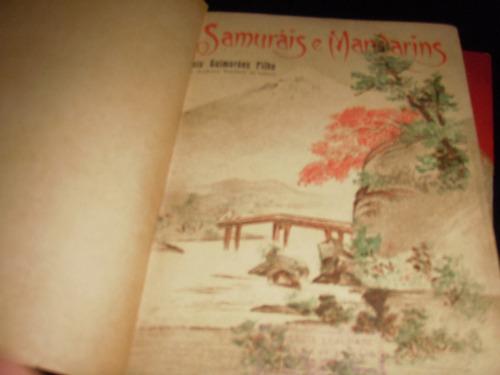 samurais e mandaris- luis guimaraes filho
