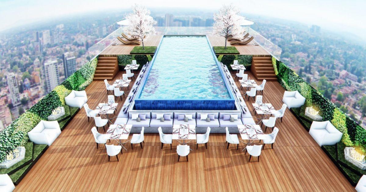 san ángel, increíble departamento, ubicadisimo con terraza espectacular.