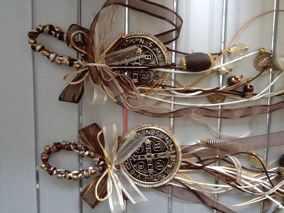 9d63903a883 San benito bendicion puerta con medallon liston medallas cargando zoom jpg  960x720 Listones medalla san benito