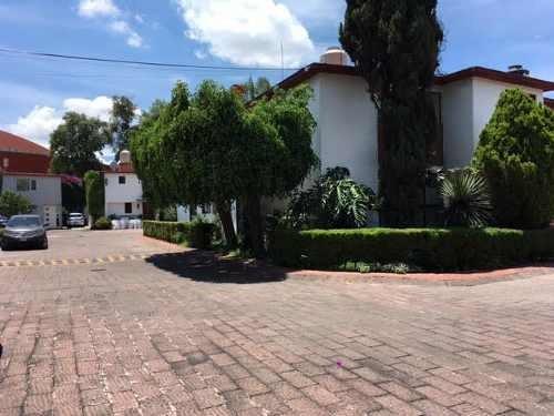 san diego churubusco, linda casa de dos niveles en ch frente a hermoso parque