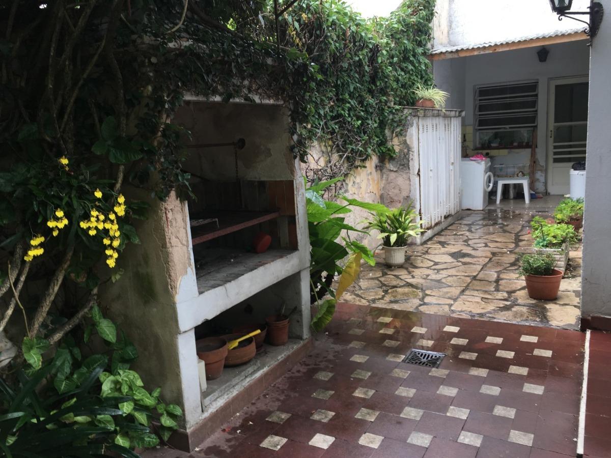 san fernando: p.h. 4amb. con patio y cochera cubierta.