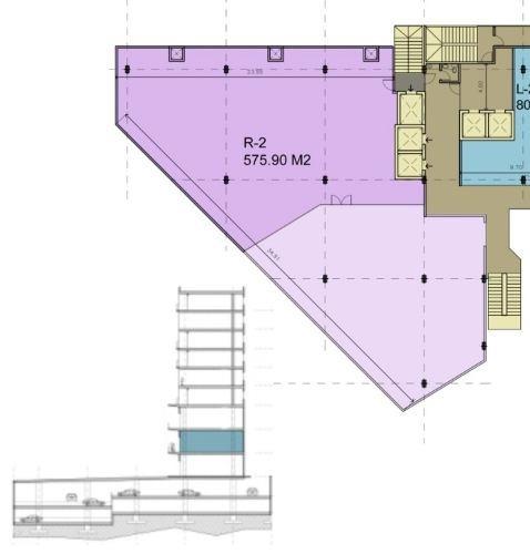 san francisco plaza & condos, local comercial en venta de 575.90 m2, sm 11, cancún.