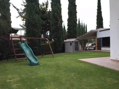 san gil, club de golf. gran jardín, dobles alturas gran lujo