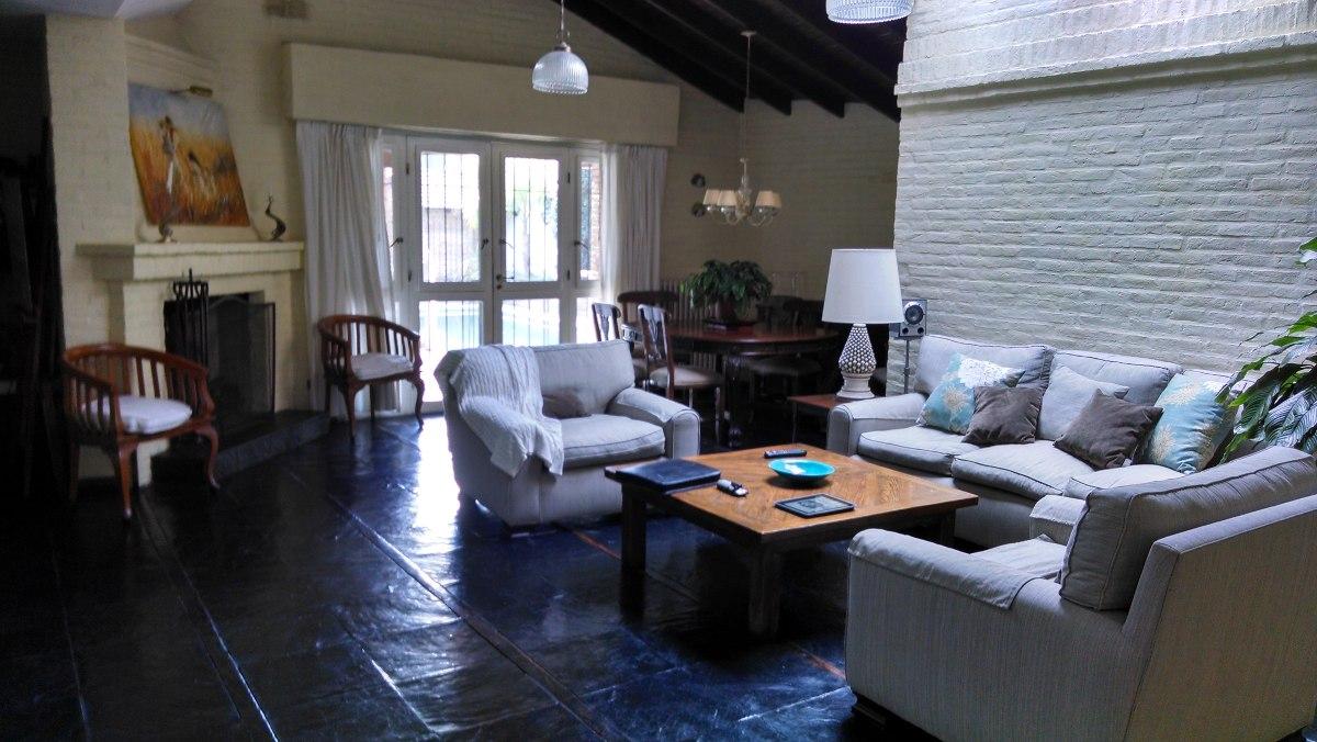 san isidro; residencia exclusiva 500 mts2/cancha de paddle