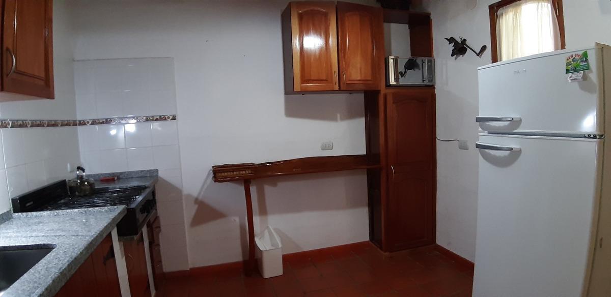 san javier - cabaña  la escondida  para 5 personas