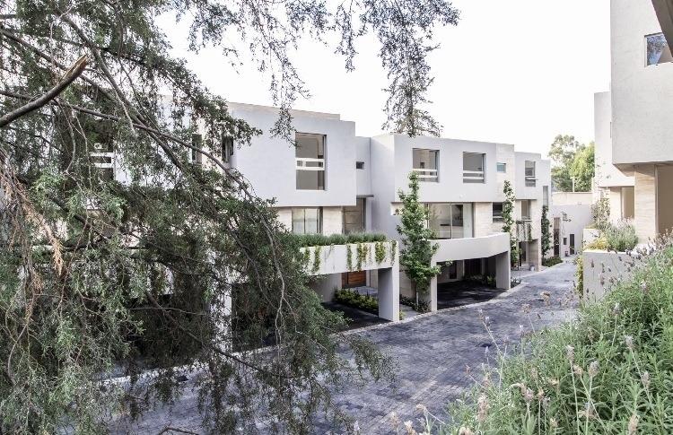 san jerónimo aculco, espectacular desarrollo de 9 casas de lujo y jardín privado