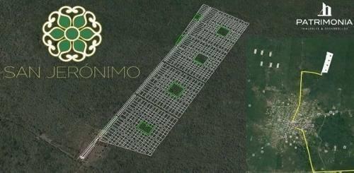 san jerónimo hunucmá $85 m2