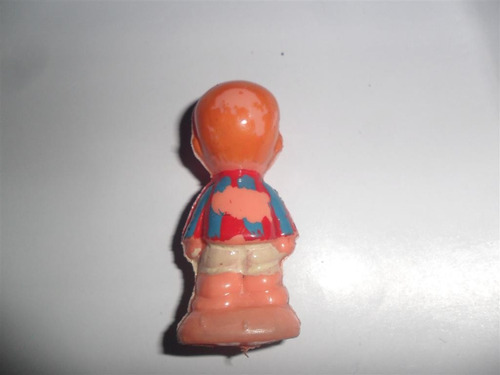 san lorenzo jugador futbol santo miniatura figura juguete
