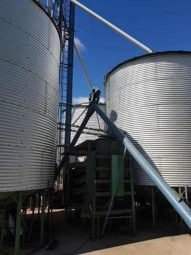 san luis, planta extrusora de soja y biodiesel , impecable