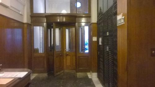 san martin 100 - monserrat - oficinas planta dividida - alquiler