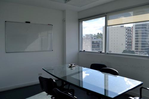 san martin 550 vicente lopez - oficina en alquiler - piso 2