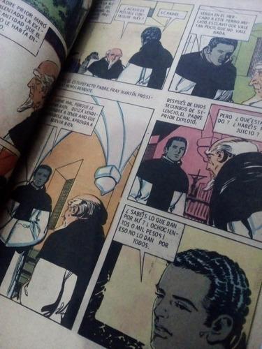 san martín de porres revista historieta cómic mexicano no. 8