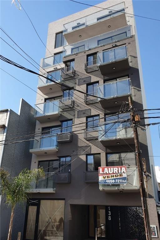 san martin, gral., av. 100 2-a - ramos mejía - departamentos 2 ambientes - venta