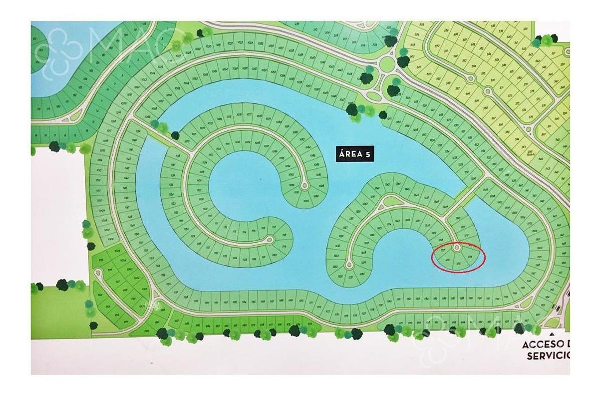 san matias area 5 lote al lago (190612)