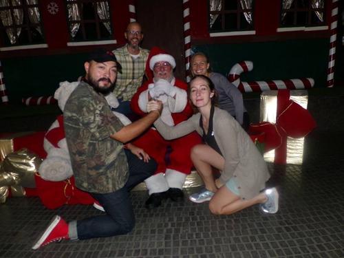 san nicolás genuino / natural / para fiestas de navidad.