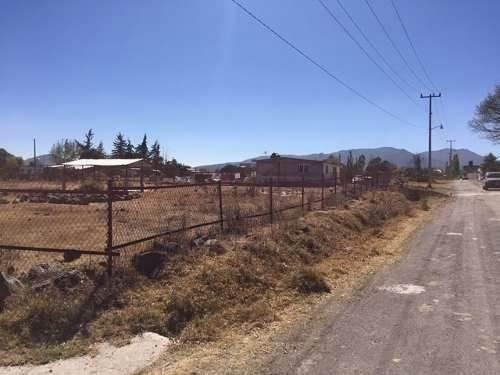 san pablo huantepec, terreno en venta, 3,465m2, amplio uso