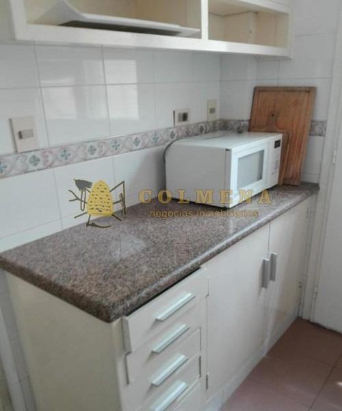 san rafael, muy lindo apto de 2 dormitorios, 2 baños, living comedor, estufa, terraza, cocina, lavadero y cochera.- ref: 1829