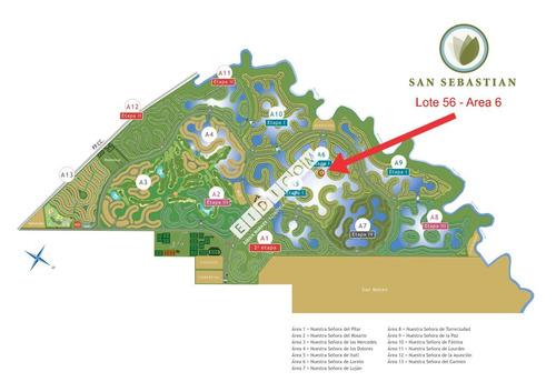 san sebastián - lote 56 a laguna - area 6
