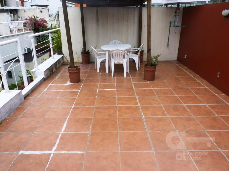 san telmo 2 ambientes con terraza