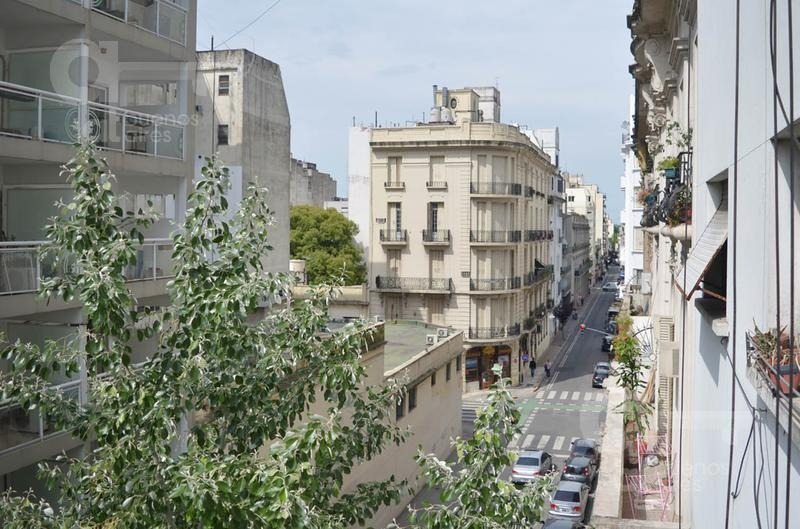 san telmo, departamento 1 ambiente con balcón, alquiler temporario sin garantía!