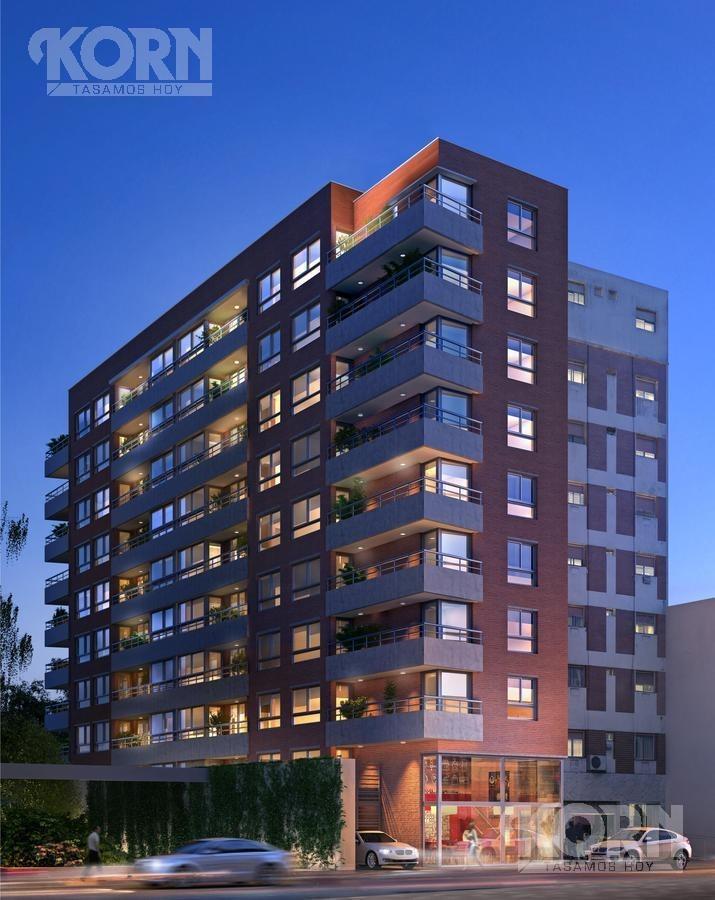 san telmo - departamento en venta de 2 ambientes apto profesional - en construcción