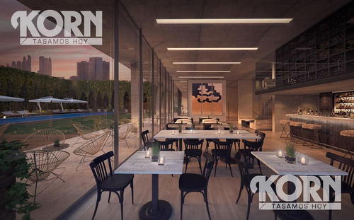 san telmo - duplex en venta de 2 ambientes en construccion
