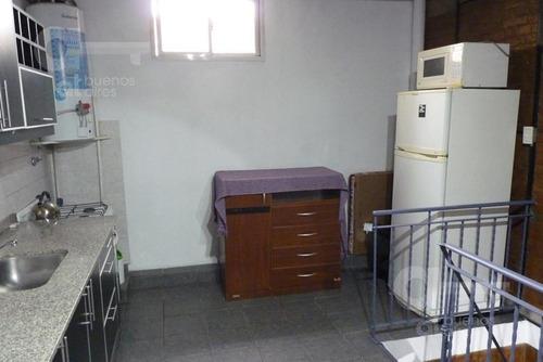 san telmo. ph 2 ambientes en duplex. alquiler temporario sin garantías.