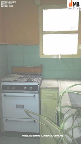 san telmo venta dpto 2 amb.c/renta, cochabamba al 800 5°c