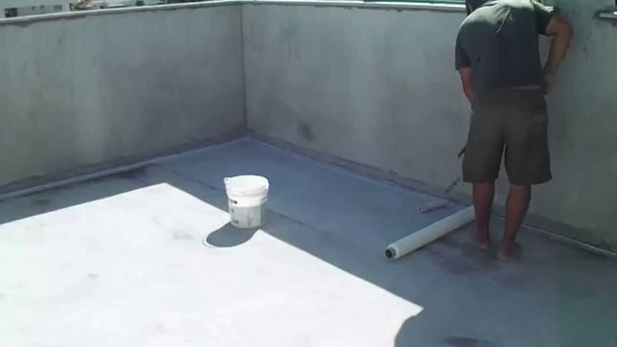 Sana laje manta liquida impermeabilizante parede laje 3 - Impermeabilizante para paredes ...
