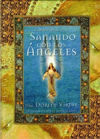 sanando con los angeles (cartas) - doreen virtue - arkano