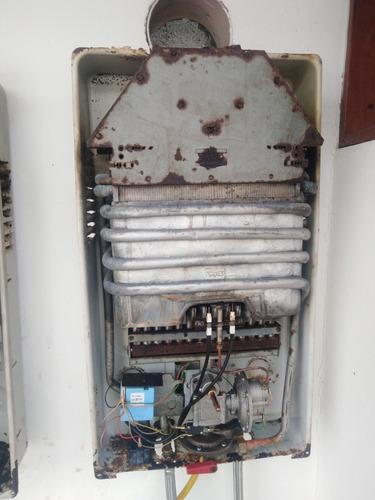 sanborondon /la aurora reparación de calefones a gas