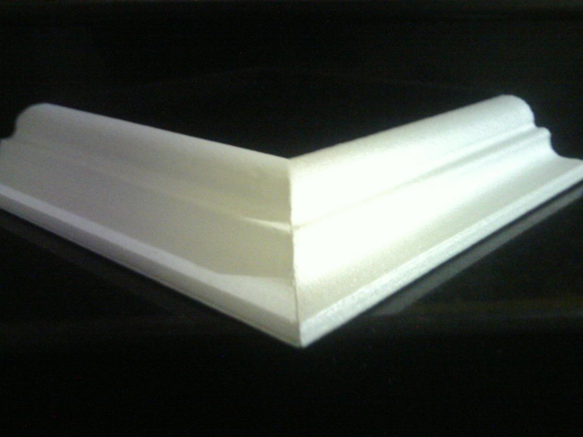 Sancas e molduras p teto em isopor melhor que eva e for Mural de isopor e eva