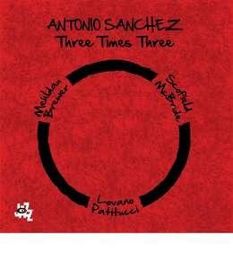 sanchez antonio three times three 2cd set importado cd nuevo