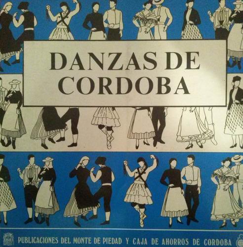 sanchez- contrearas, rafael - danzas de cordoba