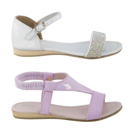 En Vivis Niña A572 Sandalia 2 Modelos Shoes Platarosa Ws689 00 IYW9eEH2D