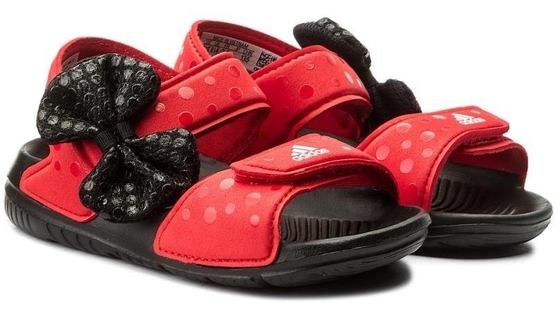 Recurso Fortalecer Frente al mar  Sandalia adidas Minnie M&m Bebe No. 11 As Originales - $ 654.00 en ...