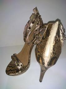 eff0422e6a Sandalia Cobra Piccadilly - Sapatos para Feminino Marrom claro em ...