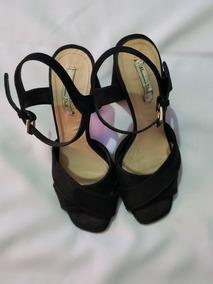 Usado Zapatos México Tlkj1c3f Mercado Altas Negras Libre Sandalias En DE9I2HW