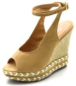 0694daed6c Sand Lia Annabelle Amarrado Perna - Sapatos no Mercado Livre Brasil
