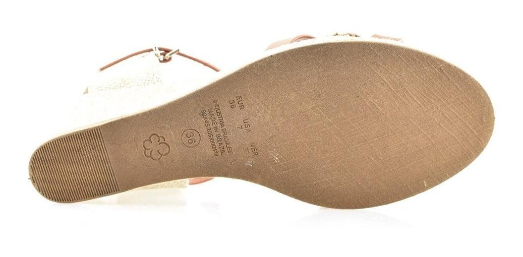 0d00c8ec7 sandália anabela baixa espadrille bebecê 4813-468 cirandinha. Carregando  zoom.