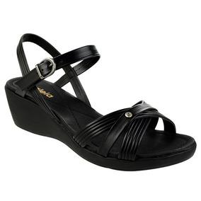 67a19c3e8 Sandalia Azaleia Camurca Feminina - Sapatos no Mercado Livre Brasil
