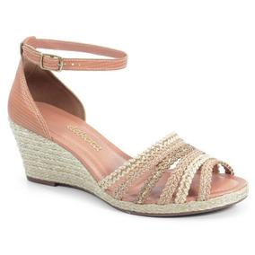 0617de8695 Sandália Dakota Dourada Com Glitter - Sapatos no Mercado Livre Brasil