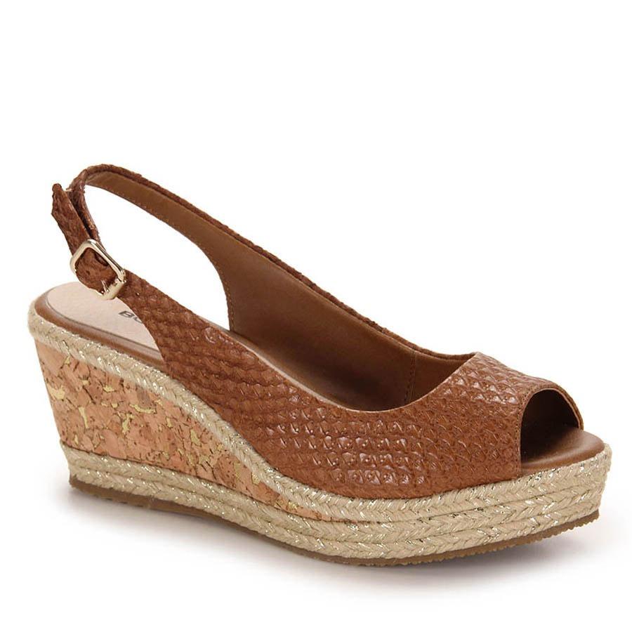 e19960f94 sandália anabela espadrille feminina bottero - caramelo. Carregando zoom.