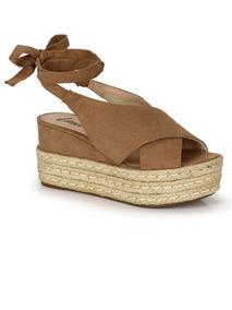 a7fdf0ab0da98 Sandalia Anabela Espadrille Lara - Sapatos com o Melhores Preços no ...