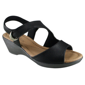 e8bb1a8d0 Sapato Usaflex Relax Comfort Feminino 576606 - Sapatos no Mercado ...