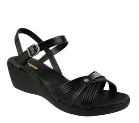 66cf81f6d Sandalia Azaleia Anabela - Sapatos com o Melhores Preços no Mercado Livre  Brasil