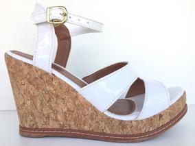 88637e0f4b Sandalia Salto Rolha Nude - Sapatos no Mercado Livre Brasil