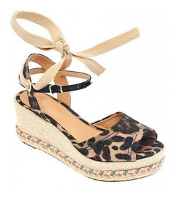 cbbecd75f Sandalia Anabela Via Birigui - Sapatos com o Melhores Preços no Mercado  Livre Brasil